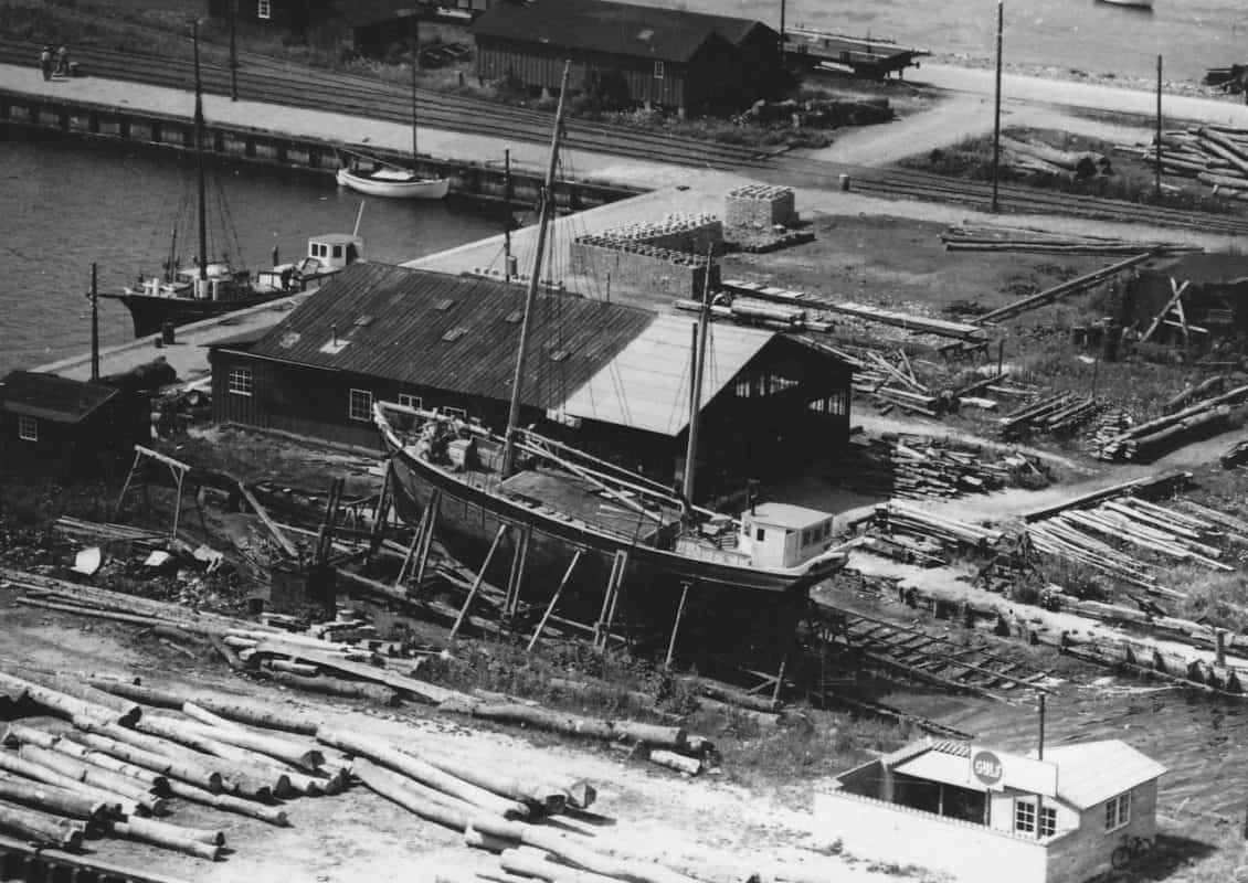Bandholm skibsværft