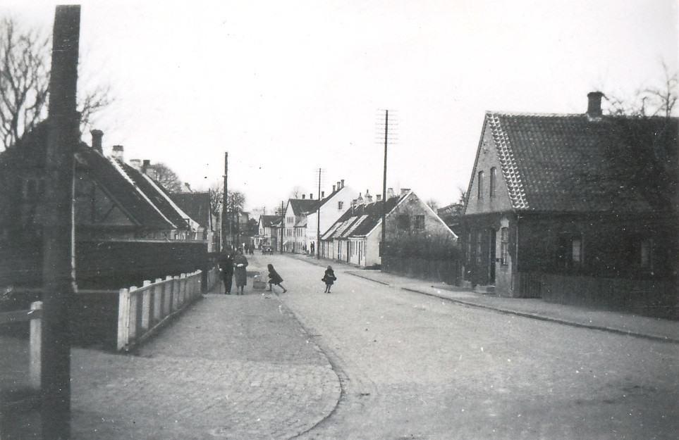 Havnegade, Bandholm - 1942
