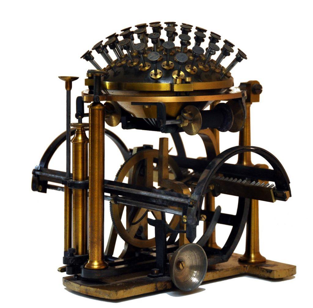 Kugleskrivemaskine