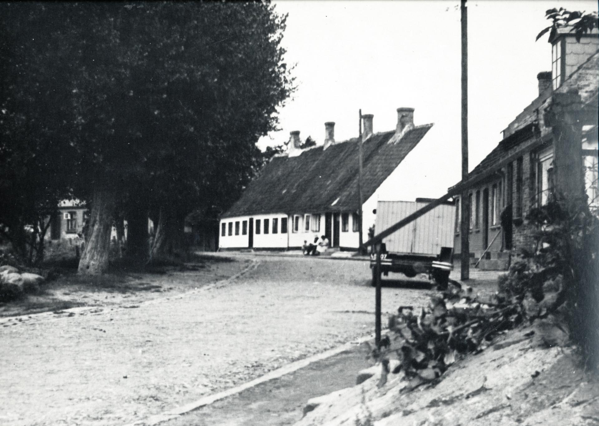 Gade i Siberien 1938