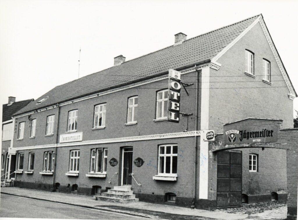 Parkhotellet, Bandholm - 1979