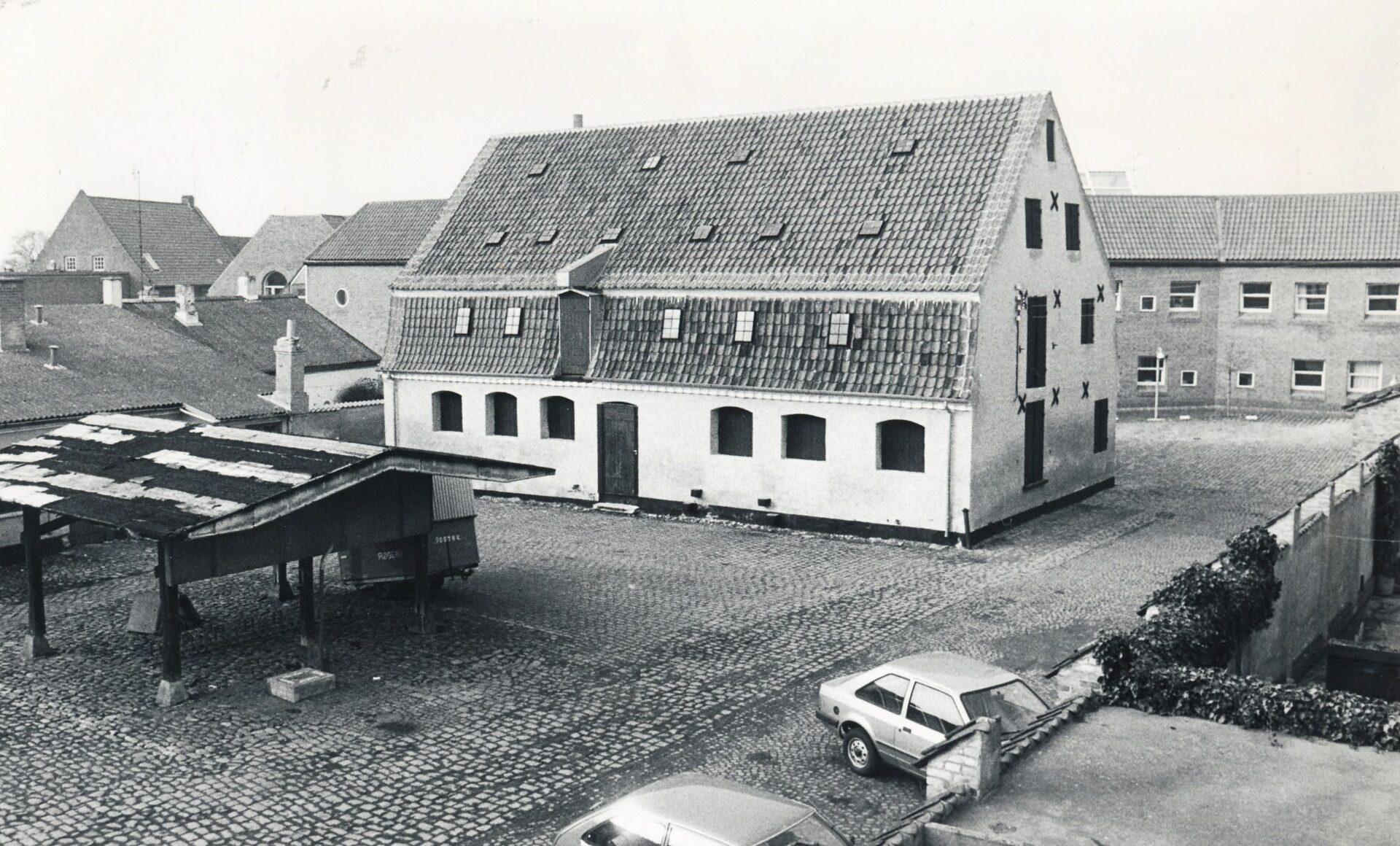 Det gule Pakhus 1985