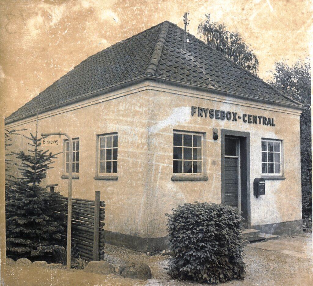 Frysebox-centralen i Østofte