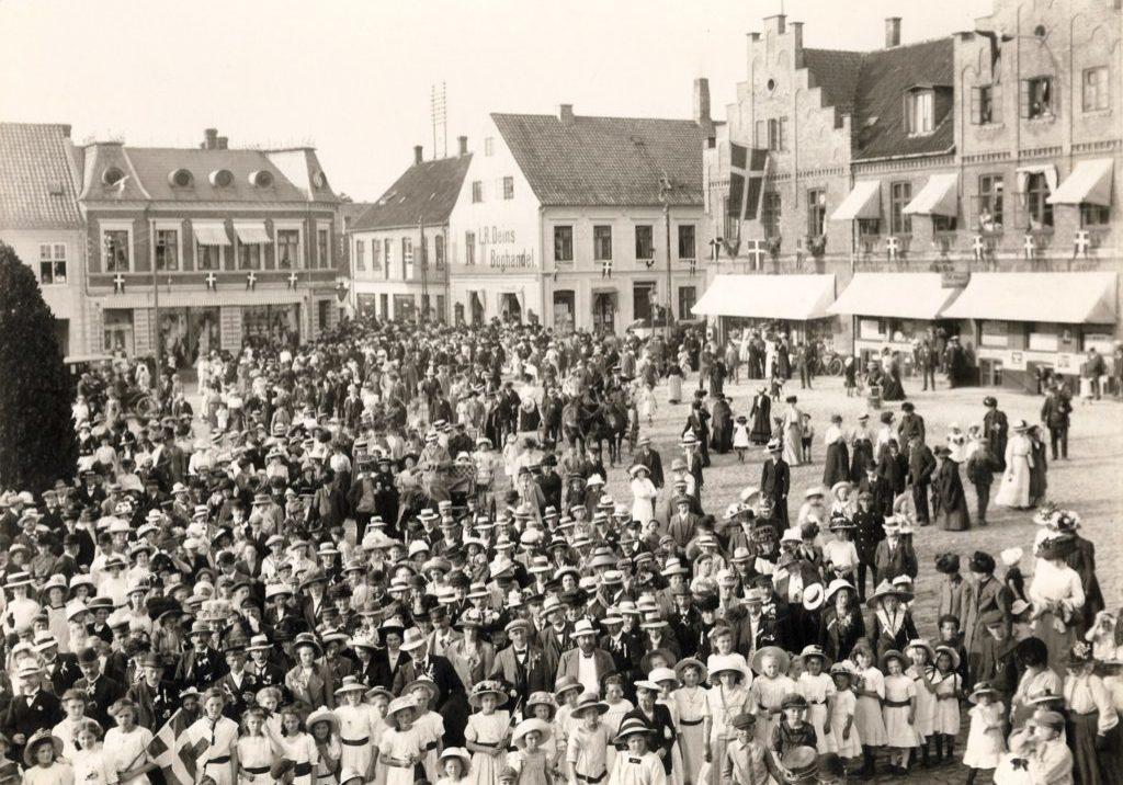 Sønderjydsk Forening 1912 1